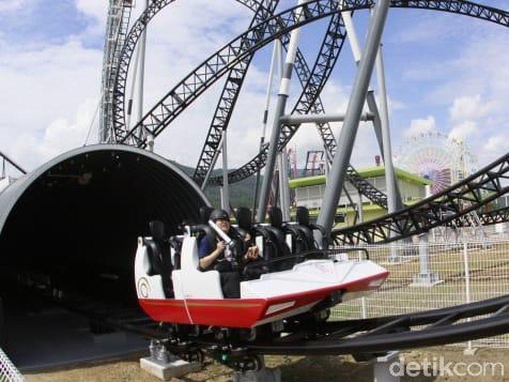 5 Roller Coaster Paling Menakutkan di Dunia, Siapa Mau Coba?