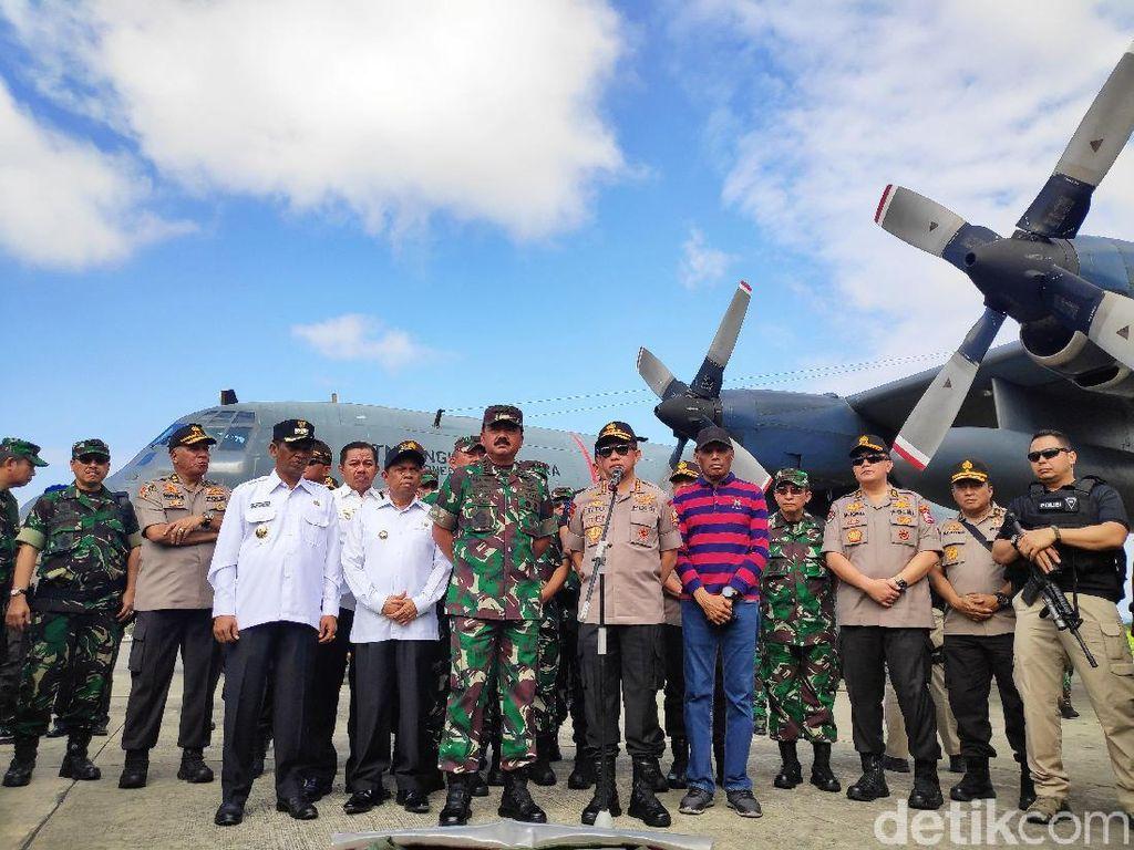 Kapolri: TNI-Polri Punya Tim Khusus Kejar Pihak yang Ingin Papua Rusuh