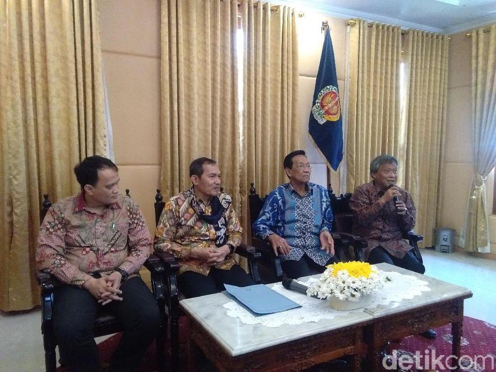KPK Hibahkan Aset Rampasan dari Djoko Susilo Rp 19,5 M ke Pemda DIY