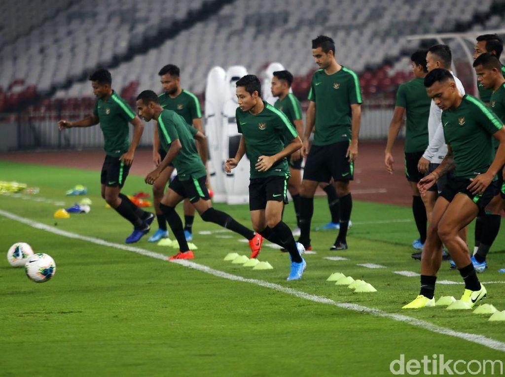Netizen Tak Sabar Nantikan #TimnasDay Indonesia vs Malaysia
