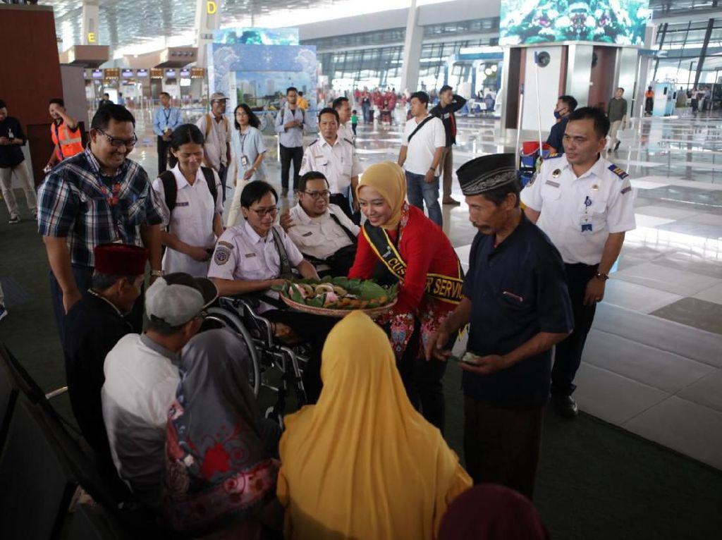 Ketika Penyandang Disabilitas Jadi Karyawan di Bandara Soetta