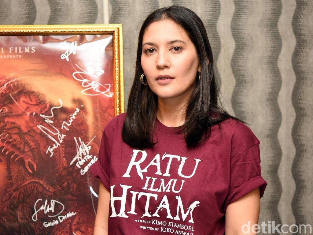 Hannah Al Rashid Bertemu Hantu saat Syuting Ratu Ilmu Hitam