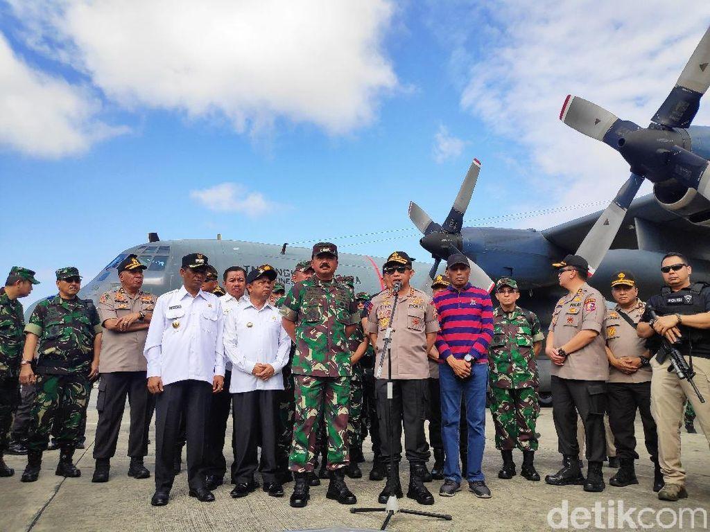Kapolri Pastikan Situasi di Papua-Papua Barat Normal dan Terkendali