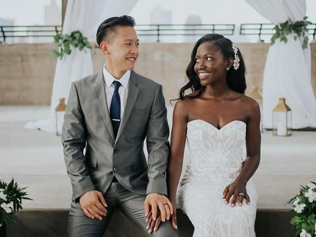 Viral, Perjuangan Pria Asia dapat Restu Orangtua untuk Nikahi Gadis Afrika