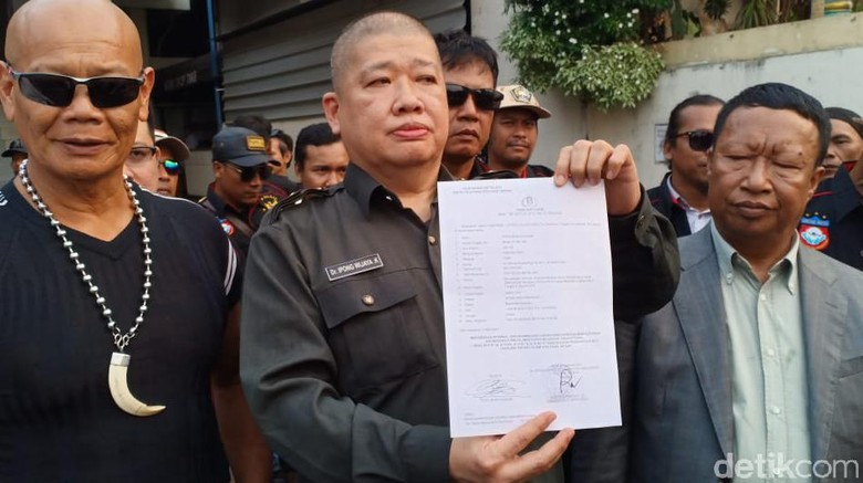 Sri Bintang Dilaporkan ke Polisi soal 'Persiapan Jatuhkan Jokowi'