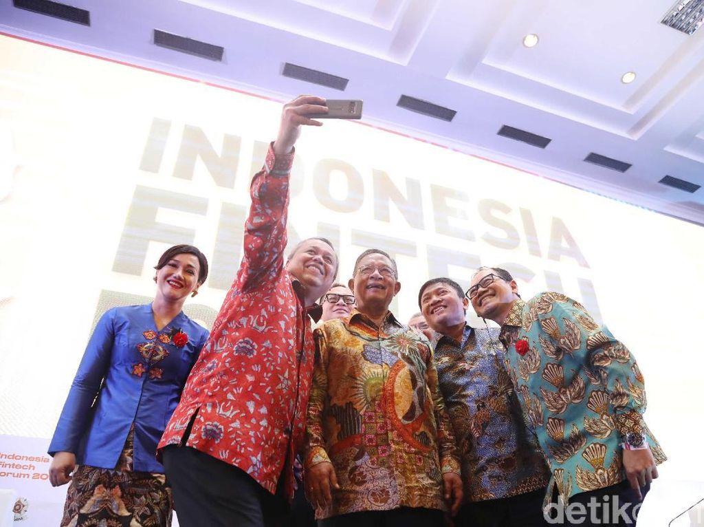Intip Pembukaan Indonesia Fintech Forum 2019