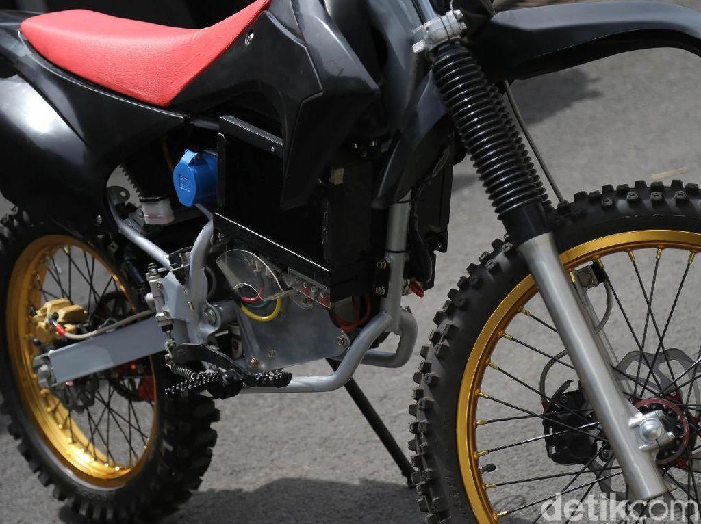 Investasi Pabrik Motor Listrik Bandung Tembus Rp 100 Miliar