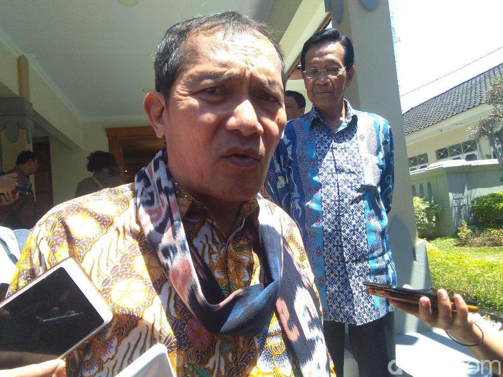 Pimpinan KPK Anggap Perbaikan Sarana Lebih Elegan Ketimbang Grasi Koruptor