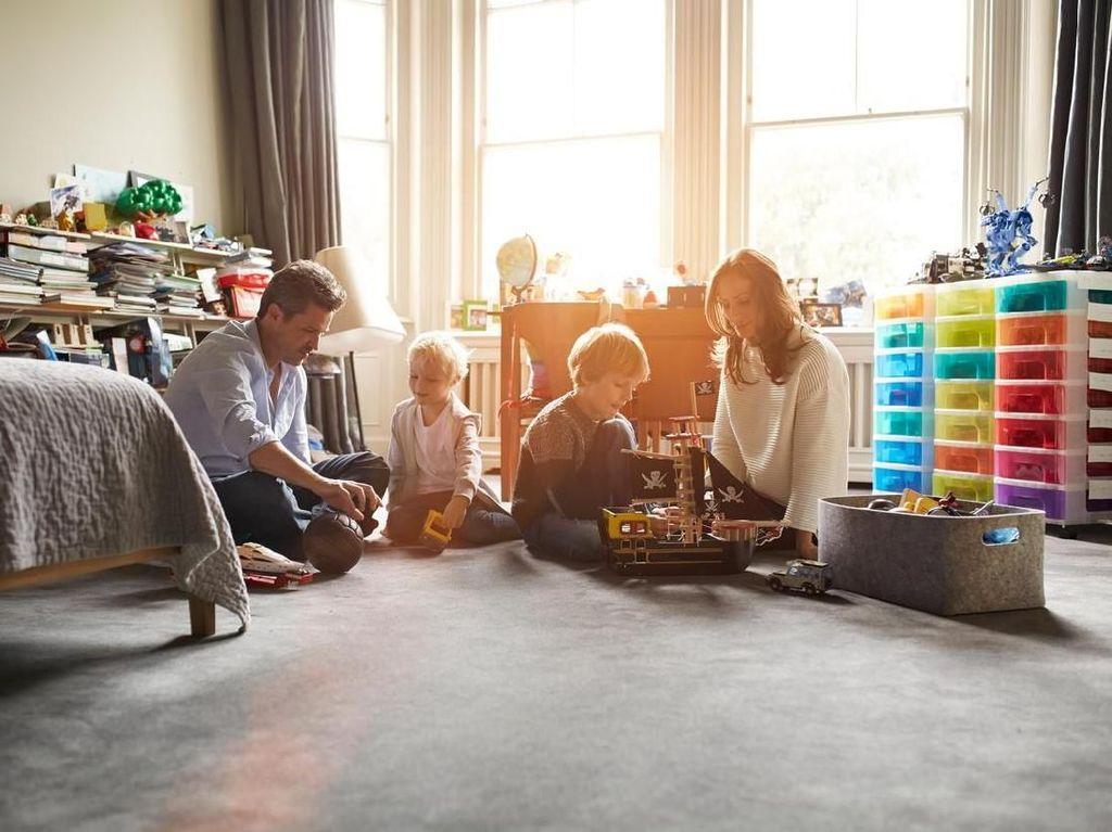 Manfaat Bermain dengan Anak dan Hal-hal yang Harus Diperhatikan