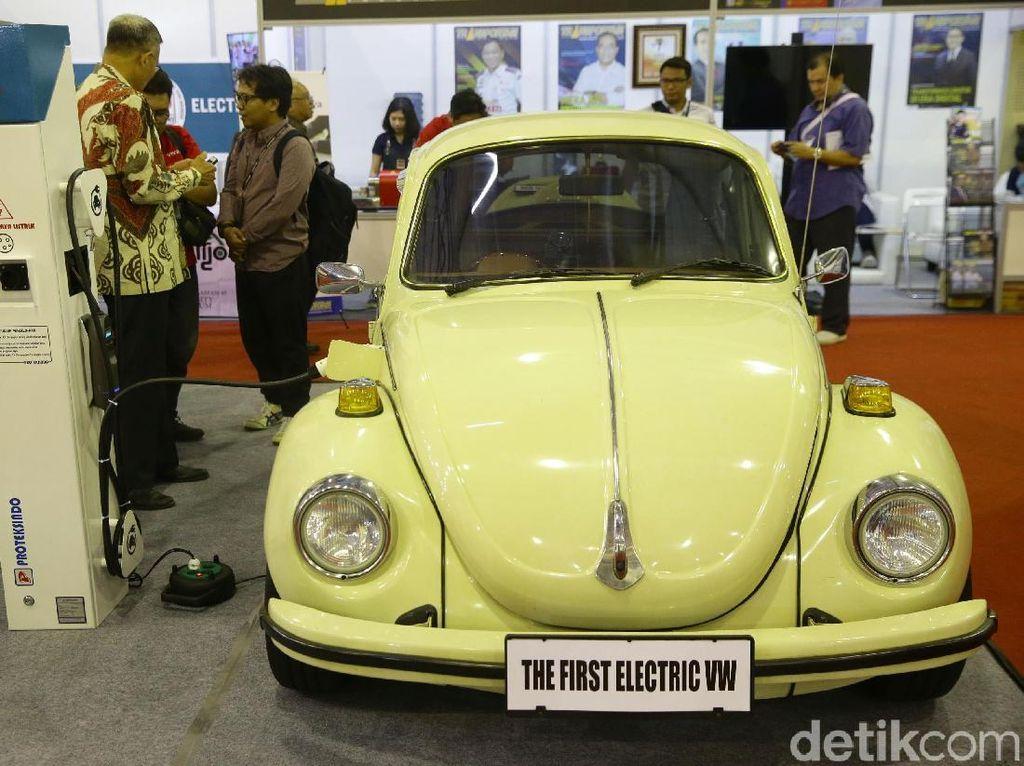 VW Sediakan Motor Listrik untuk Beetle Klasik