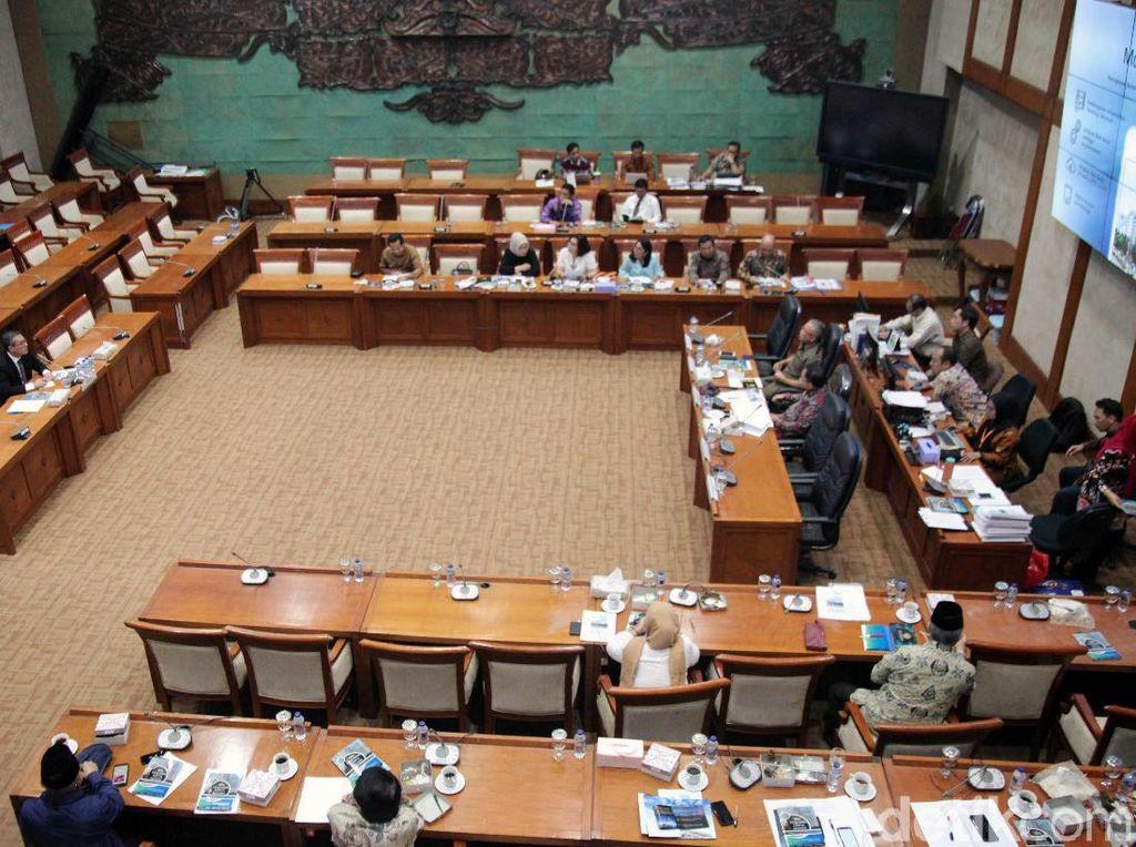 Calon Anggota BPK Jalani Uji Kelayakan di DPR RI