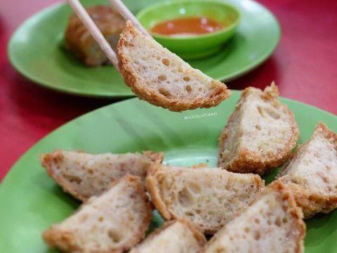 Resep Bakso Ayam Goreng, Camilan Praktis yang Nikmat Abis