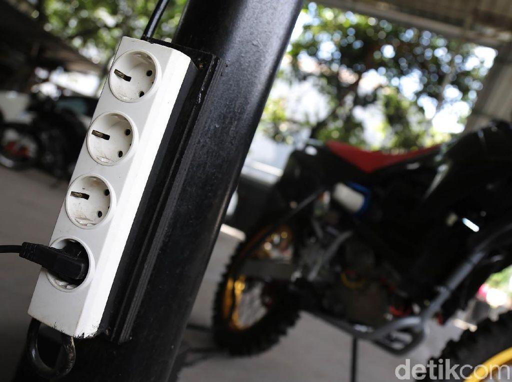 PLN Pesan 50 Motor Listrik Trail Buatan Bandung