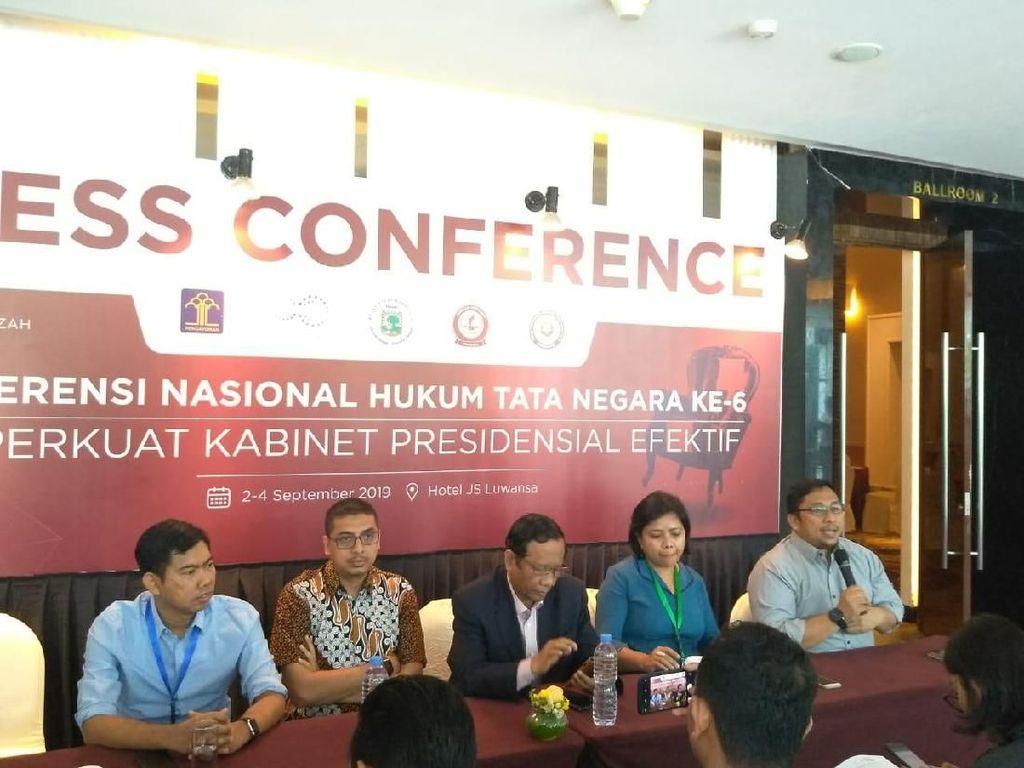 Jokowi Dinilai Bisa Minta Parpol Pendukung Kawal Uji Capim KPK di DPR