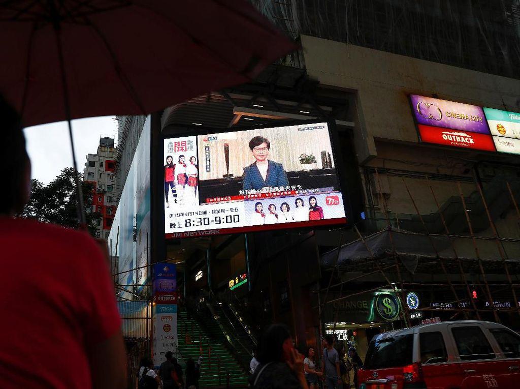 RUU Ekstradisi Resmi Dicabut, Aktivis Hong Kong: Sudah Terlambat!