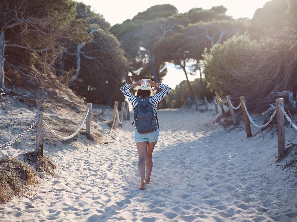 Miris! Turis Cewek Diperkosa Sesama Turis di Pantai Spanyol