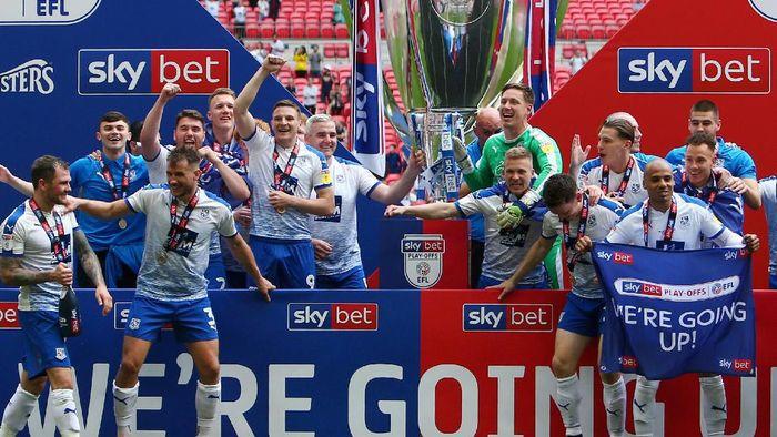 Pengusaha Indonesia miliki saham minoritas Tranmere Rovers (Charlie Crowhurst/Getty Images)