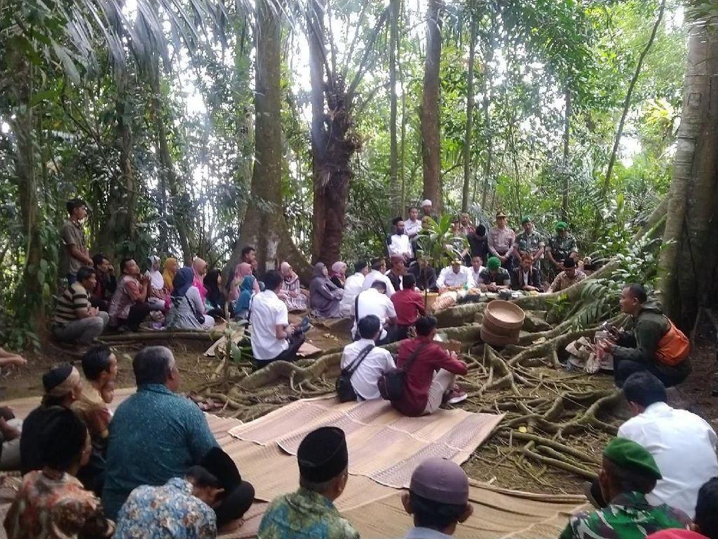 Mengenal Tradisi Hajat Bumi dari Warga Jagabaya Ciamis