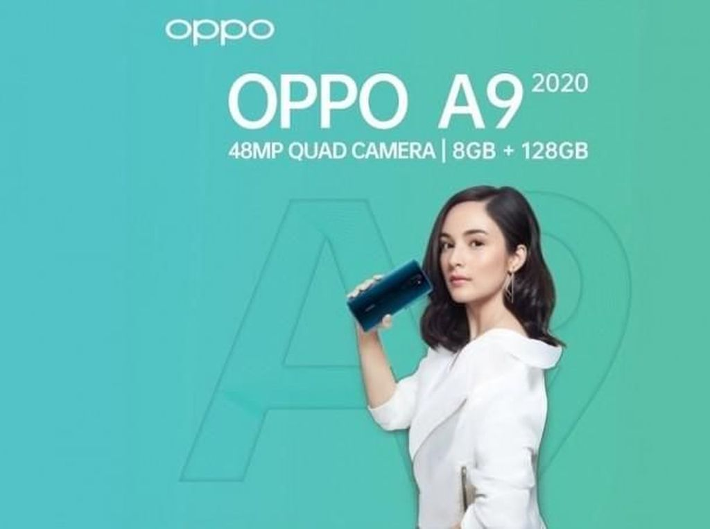 Oppo Bersiap Rilis A9 2020 di Indonesia