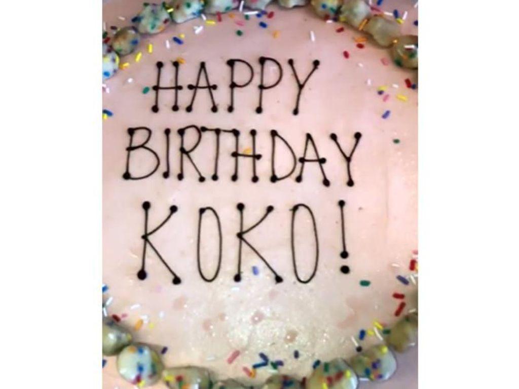 Ini 10 Cake Mewah Disajikan di Pesta Ulang Tahun Keluarga Kardashian