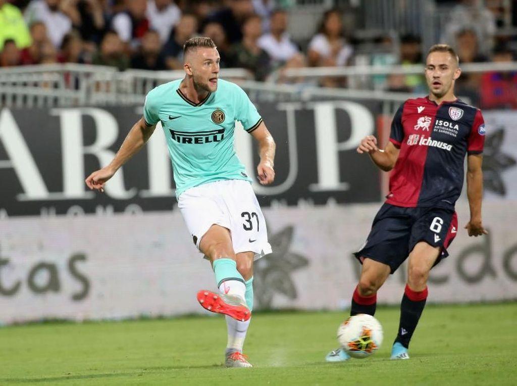 Skriniar: Saatnya Inter Juara Serie A