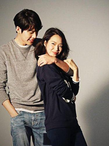 Kim Woo Bin dan Shin Min Ah