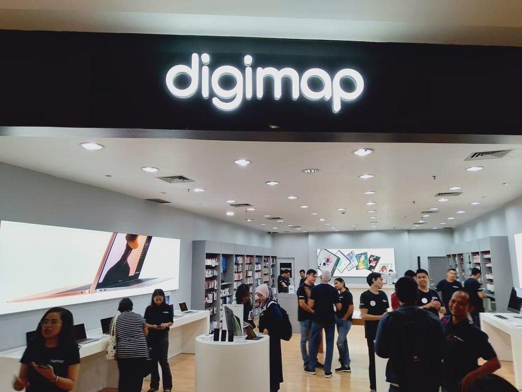 MAP Buka 18 Gerai Premium Apple di 5 Kota Besar