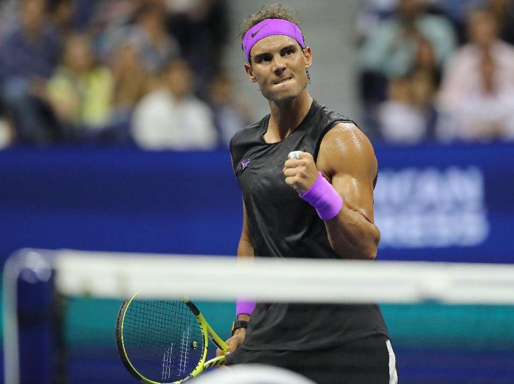 Pique Tentu Saja Jagokan Nadal Juara AS Terbuka 2019