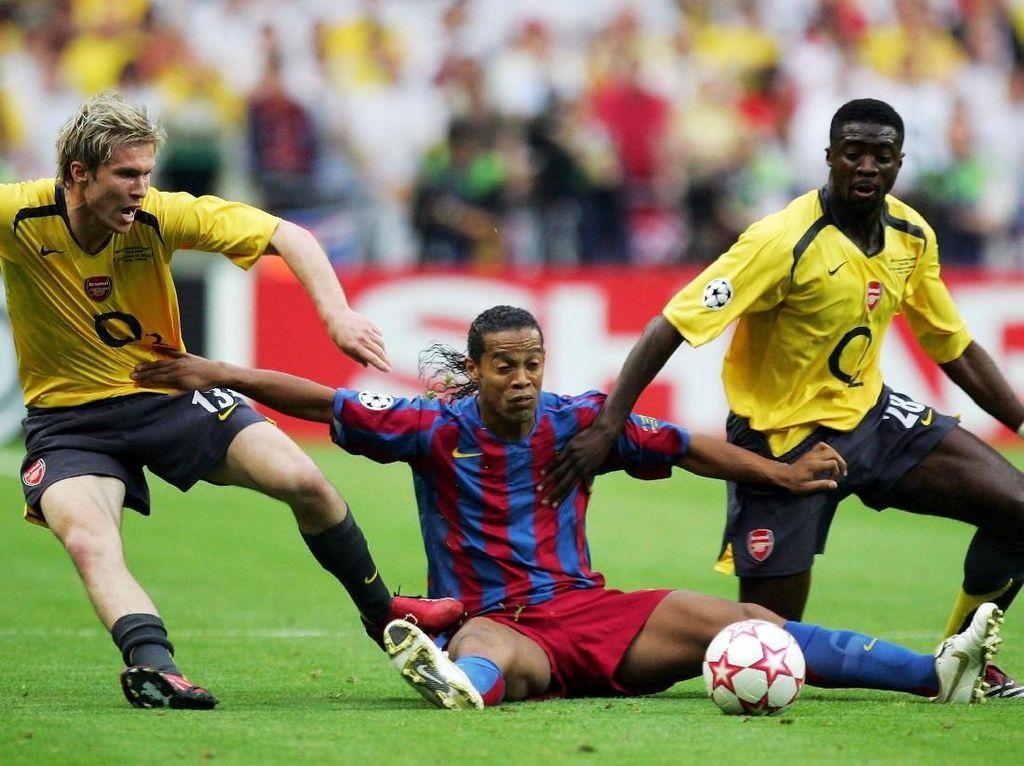 Wenger: Andai VAR Ada Sejak Lama, Arsenal Sudah Punya Trofi Liga Champions