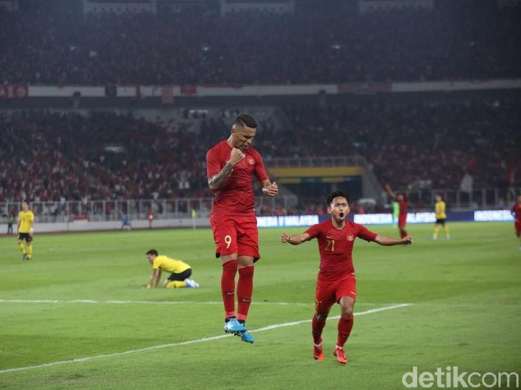 Susunan Pemain Indonesia Vs Thailand