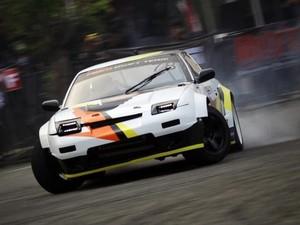 Baru Mentas Tahun ini, Drift Prix di ISSOM Night Race Dipuji