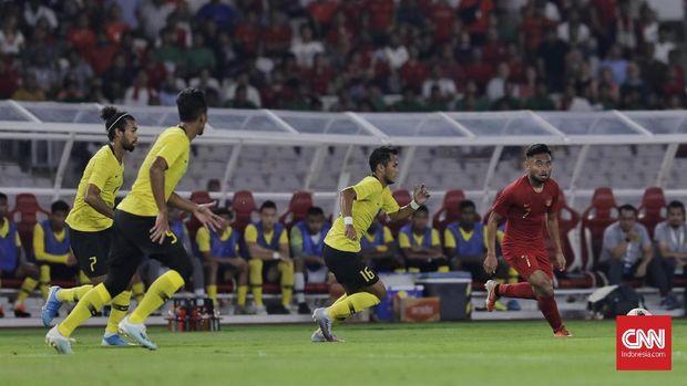 Saddil Ramdani masuk daftar pemain dipanggil Timnas Indonesia.