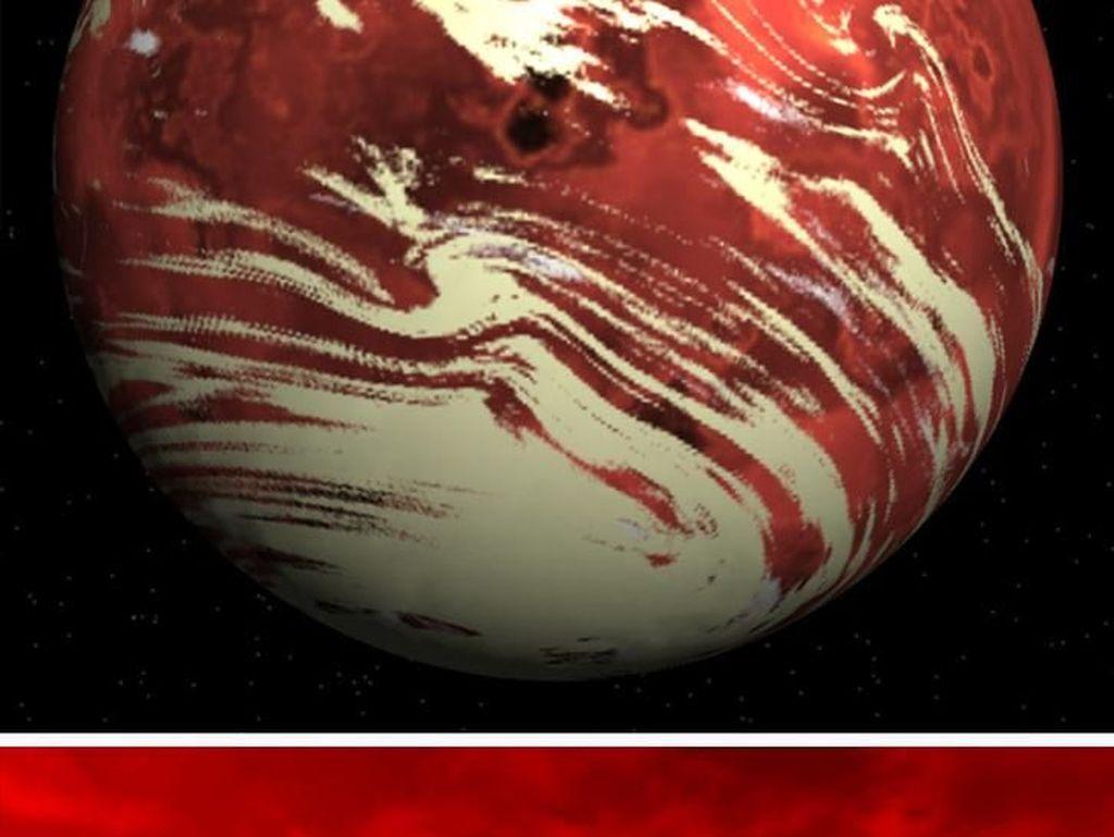 10 Planet Paling Mirip Bumi