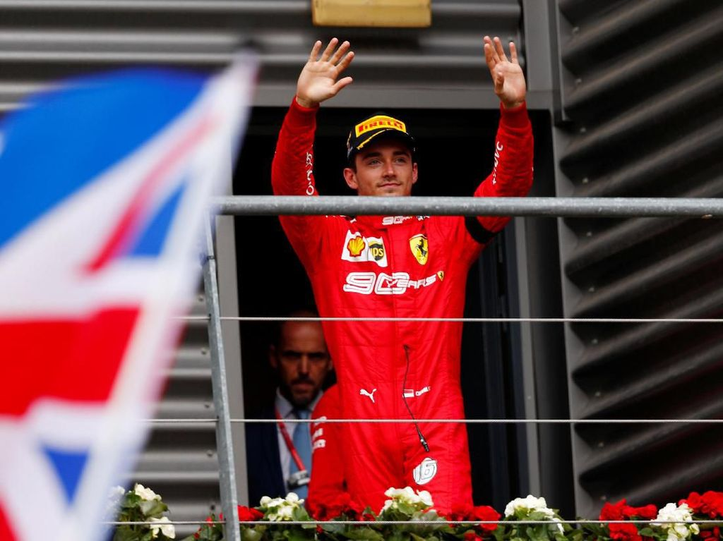 Leclerc Kini Pede Bersaing Jadi Juara Dunia F1