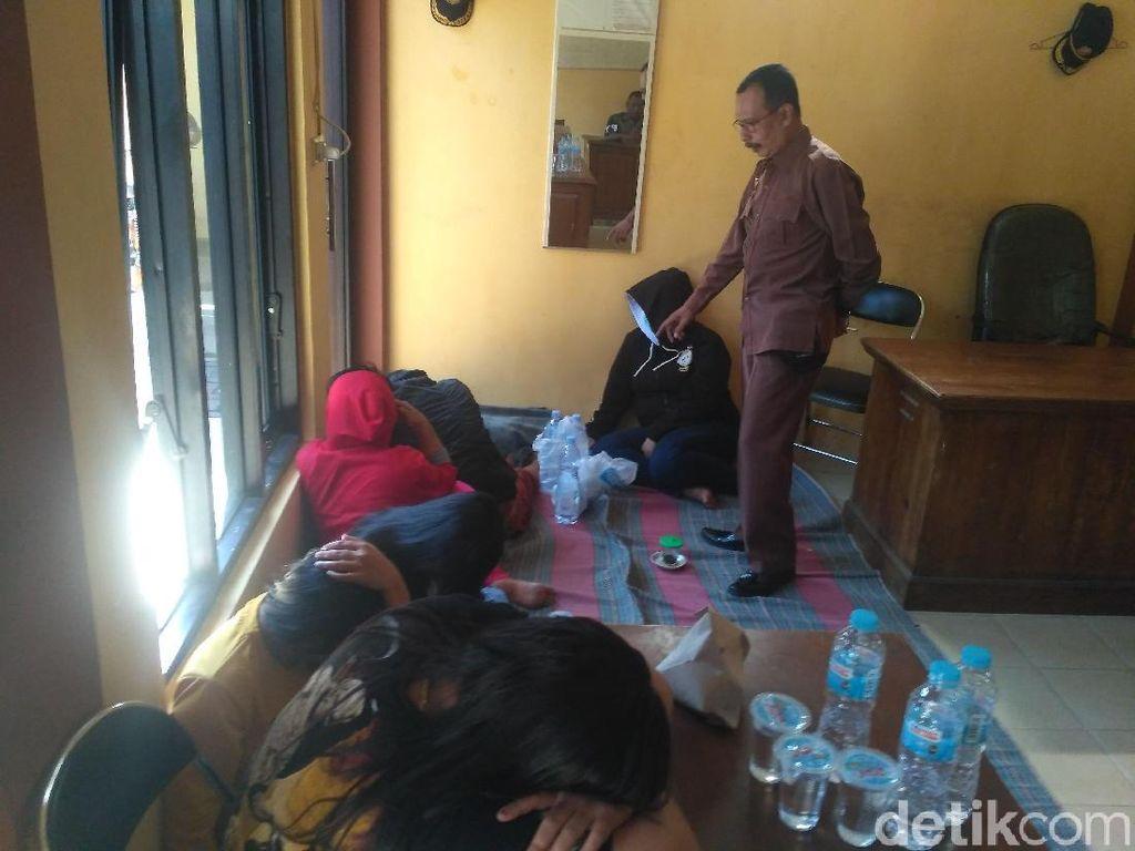 2 dari 7 Wanita Terjaring Razia di Lokasi Prostitusi Situbondo Positif HIV