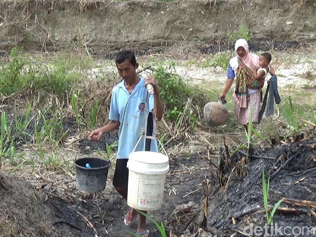 Prediksi BMKG: Kekeringan di Jateng Terparah Sejak 2015