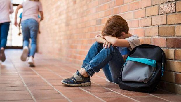 Ilustrasi bullying pada anak
