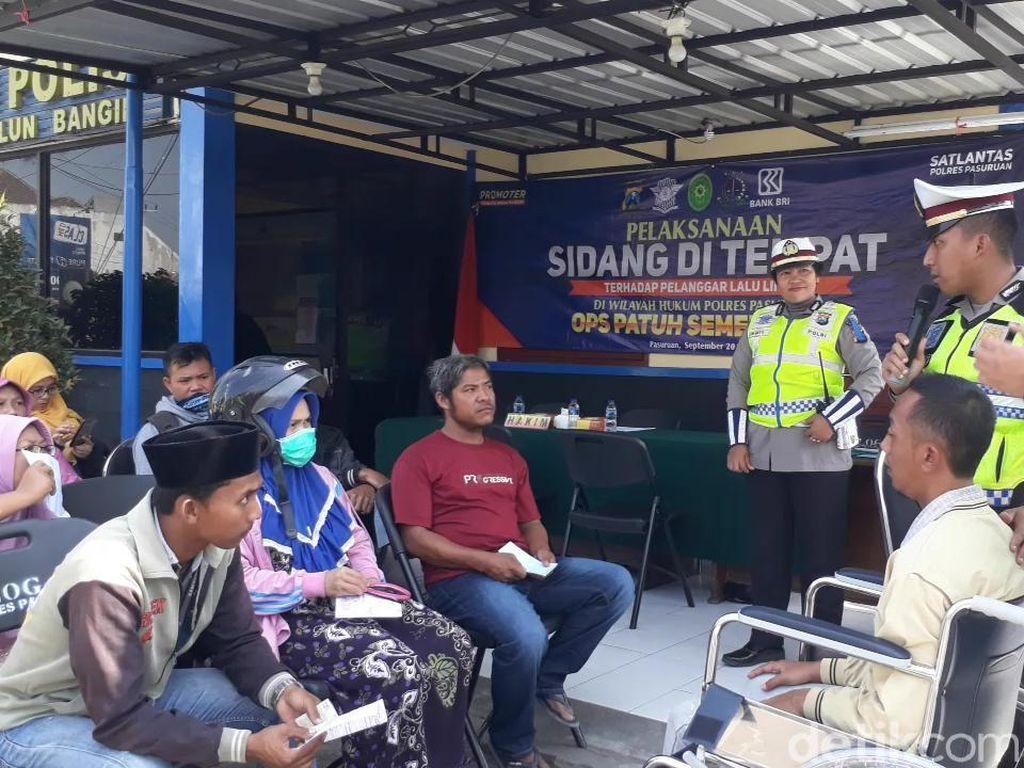 Cerita Korban Laka di Pasuruan Berbagi Pengalaman ke Pelanggar Lalin