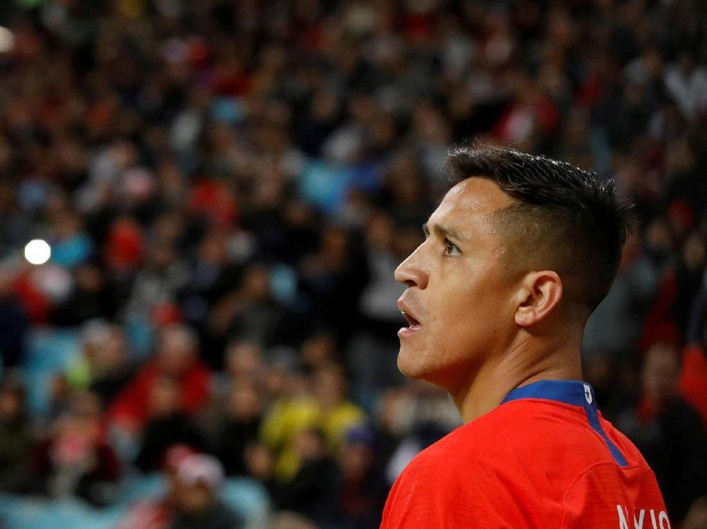 Alexis Sanchez Ingin Jajal MLS