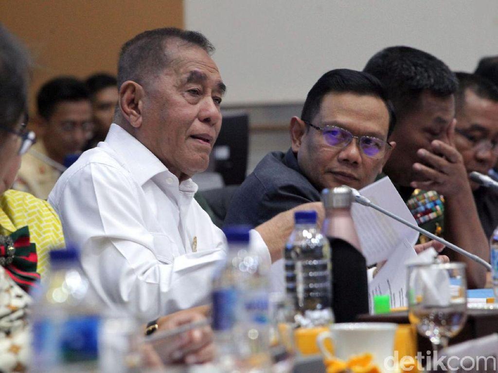 Komisi I dan Pemerintah Rapat Bahas Papua
