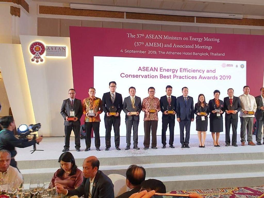 Pertamina Borong 2 Penghargaan ASEAN Energy Award 2019