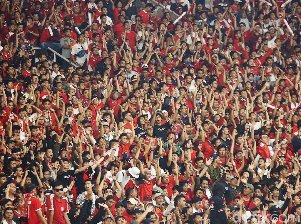 Kini Ditahan, Ini Kronologi Penangkapan 3 Suporter Indonesia di Malaysia
