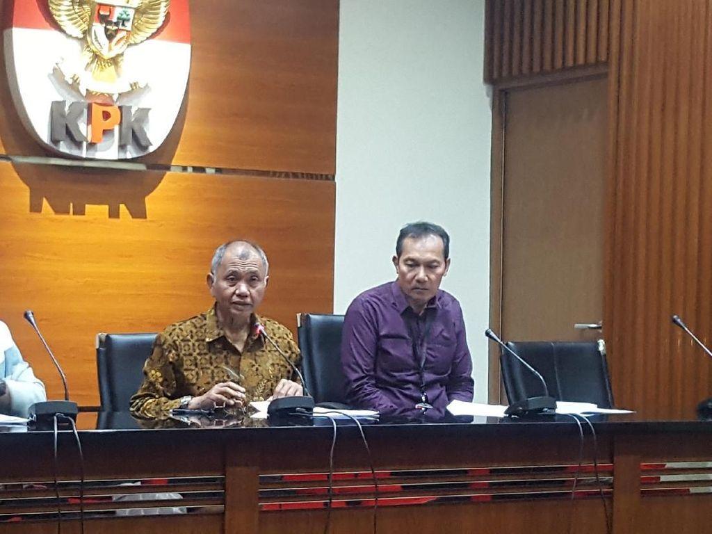 DPR Setuju UU KPK Direvisi, Ketua KPK: Kami di Ujung Tanduk