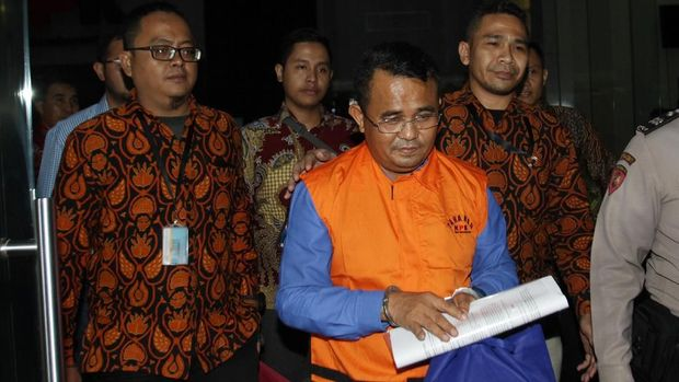 KPK Tangkap 7 Kepala Daerah Sepanjang Januari-Oktober 2019