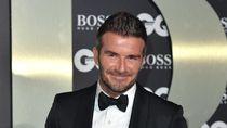 David Beckham Kepergok Langgar Aturan Parkir Mobil di Pinggir Jalan
