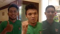 Pesan Penggawa Timnas Untuk Suporter Jelang Lawan Malaysia