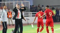 Klasemen Kualifikasi Piala Dunia 2022: Timnas Indonesia Makin Terbenam