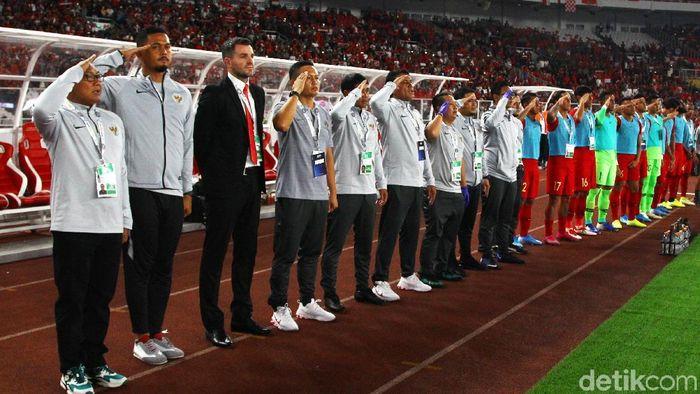 Indonesia bertandang ke markas Malaysia dalam lanjutan Kualifikasi Piala Dunia 2022. (Foto: Agung Pambudhy)