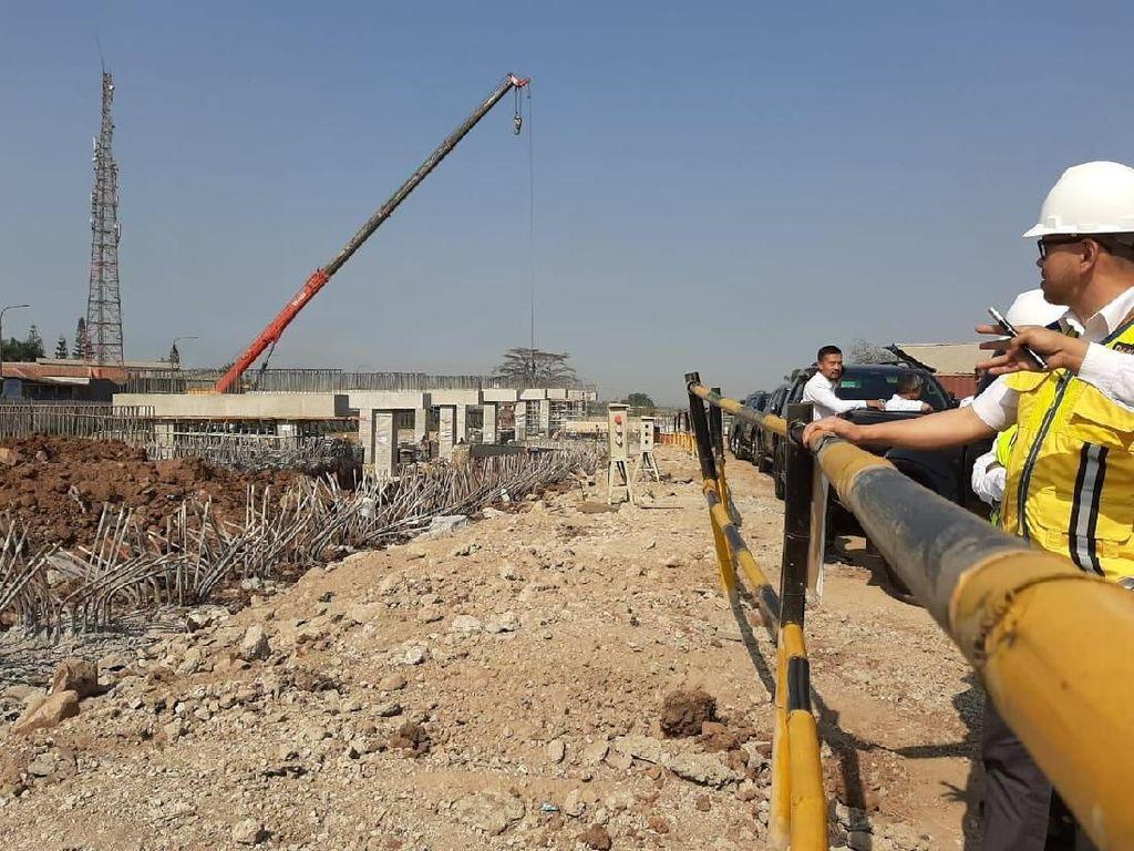 Pemerintah Ambil Alih Kerjaan Kontraktor China di Tol Cisumdawu
