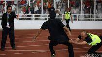 Buntut Aksi Anarkistis Suporter di Laga Indonesia Vs Malaysia